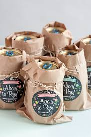 baby shower gift bags 3 easy baby shower favor ideas gift favor ideas from evermine