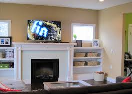interior killer picture of living room decoration using white