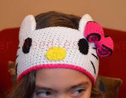 hello headband paper needles n hello crochet headband