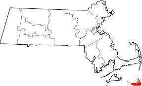 Nantucket Map File Map Of Massachusetts Highlighting Nantucket County Svg