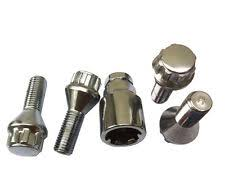 mercedes wheel nuts mercedes c class car wheel nuts bolts studs ebay