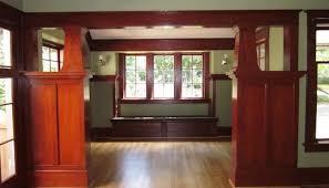craftsman home interior mission style living room ecoexperienciaselsalvador