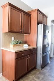 Modern Farmhouse Kitchens by Modern Farmhouse Kitchen Makeover Reveal Bless U0027er House