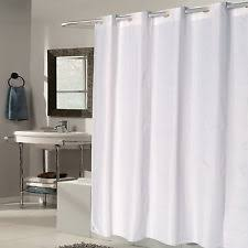 Hookless Shower Curtain Liner Hookless Shower Curtain Ebay
