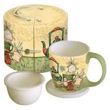 tea cup set lang 3 ceramic tea time tea cup set 11 oz target