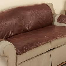 Cover Leather Sofa 9 Outstanding Covers For Leather Sofas Pic Ideas Diy