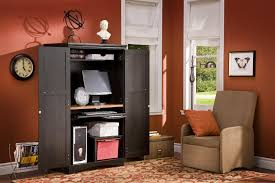 Corner Armoire Computer Desk Best Computer Armoire Ideas U2014 All Home Ideas And Decor