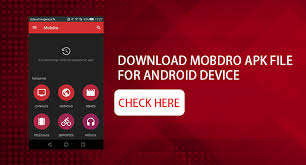 free downloader apk mobdro apk file for android device free version