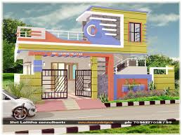 Residential Building Elevation by Building Elevation Services For Your Requirement Hyderabad