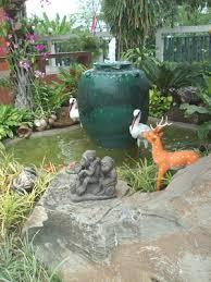ornamental thai water feature thai garden design