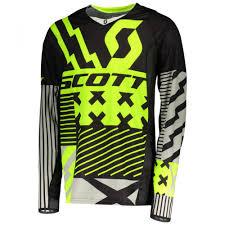 motocross jersey scott 450 patchwork motocross jersey 2018 mxweiss motocross shop