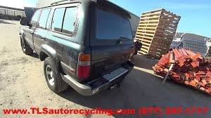 1997 lexus lx450 used parts 1997 toyota land cruiserparts for sale 1 year warranty youtube