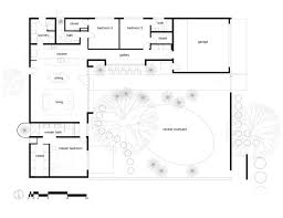 u shaped house plans with courtyard pinteres exceptional int