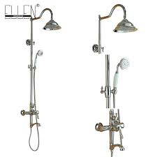 Rain Shower Head With Handheld Compare Prices On Head Rain Shower Set Online Shopping Buy Low
