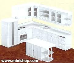 dollhouse furniture kitchen ikea dollhouse furniture set re kitchen set up in an greenhouse by