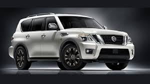 black nissan armada 2017 nissan armada leaks out early