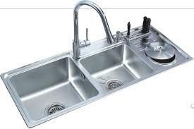 Kitchen Sink Dish Rack Stainless Steel Kitchen Sink With Dish Drainer Bk 8805 View