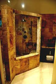 Walk In Shower Designs For Small Bathrooms by Designing City Design Small Bathroom Renovation Ideas Rustic