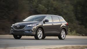 mazda 9 skip the minivan 2015 mazda cx 9 grand touring review notes