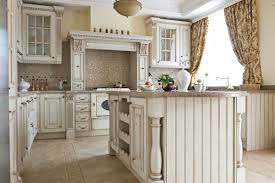 Vintage Kitchen Ideas Small Vintage Kitchen Cabinets Outofhome