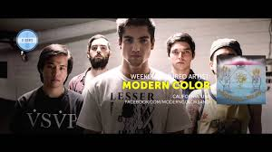 modern color band of the week youtube