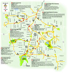 Denver Neighborhoods Map Greenways Reduce Pollution Improve Air Quality U0026 Bring Species Back