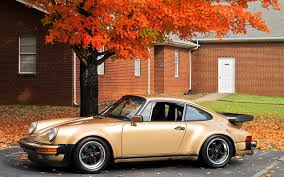 golden cars porsche 911 turbo golden autumn porsche of the month 2013 10
