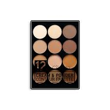 12 color cream u0026 contour palette c 08 u2013 beauty creations cosmetics