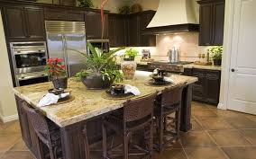 wall paint ideas for kitchen chocolate brown cabinets no hughes still warm but