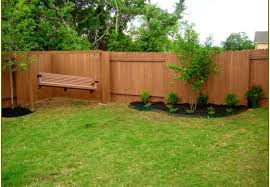 Small Backyard Landscaping Ideas For Privacy Pergola Awesome Fencing For Backyard Creative Backyard Fence