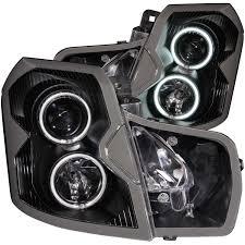 2004 cadillac srx headlight assembly amazon com 2004 cadillac cts ccfl halo projector headlights 8