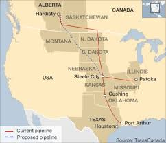 keystone xl pipeline map keystone xl pipeline why is it so disputed