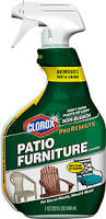 Cleaning Patio Furniture by Clorox Proresults Patio Furniture Cleaner Clorox