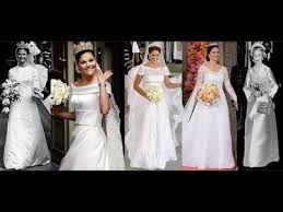 royal wedding dresses swedish royal wedding gowns 1976 2015