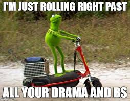 Funny Frog Meme - images of funny frog drive scooter fan
