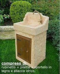 lavelli esterno lavelli da giardino nonno 540 aq8300roktab pmc