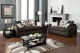 Pillows For Grey Sofa Medium Gray Sofa Set Fa3010 Fabric Sofas
