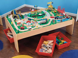melissa and doug train table and set melissa and doug train table with a round rug family room