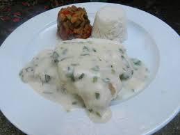 cuisiner le merlu blanquette express de merlu à l estragon c est pas d la tarte
