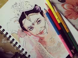color pencil u2013 ravish raj