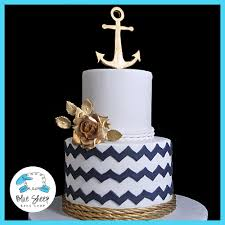 nautical themed wedding cakes nautical gold and navy wedding cake blue sheep bake shop cake