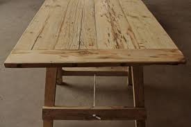 trestle tables for sale rustic trestle tables and benches 489 jpg