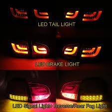 vw led tail lights golf gti mk6 led tail lights page 6
