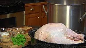 how to brine a turkey simple thanksgiving recipe heavy