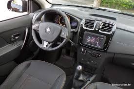 renault sandero interior stepway opção do renault sandero a ser bem pensada best cars