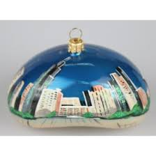 chicago history museum cloudgate ornament