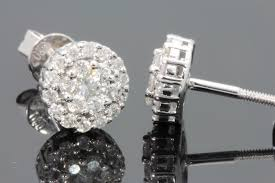 big diamond earrings lovely big diamond earrings for guys jewellry s website