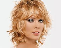 short hairstyles for thick curly hair to bring your dream