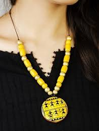 terracotta jewellery go ethnic in style articles
