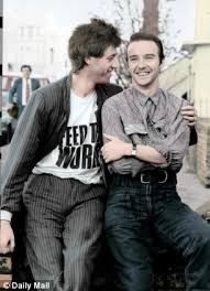 Comfort And Joy Movie 1984 Midge Ure On How He U0027s Tried To Comfort Bob Geldof Since Peaches